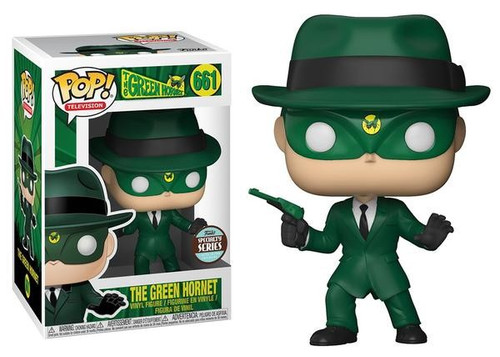 Funko POP! TV Green Hornet Exclusive Vinyl Figure #661 [Specialty Series]