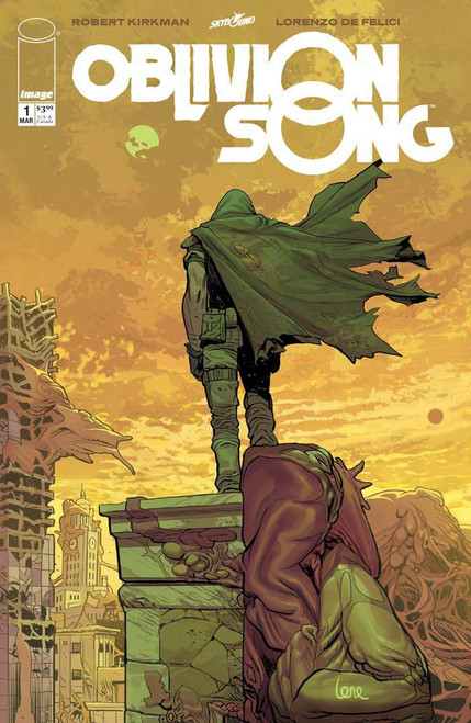 Image Comics Oblivion Song #1 Comic Book