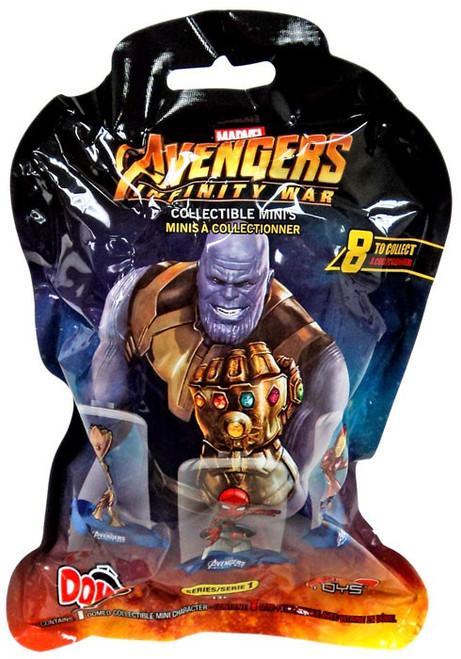 Domez Marvel Avengers Infinity War Mystery Pack [1 RANDOM Figure!]