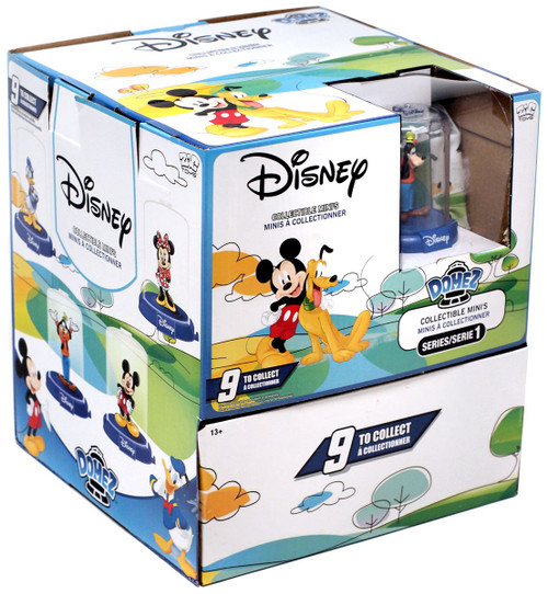 Disney Domez Classic Mystery Box [24 Packs]