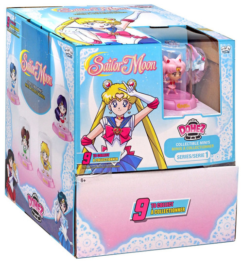 Domez Sailor Moon Mystery Box [18 Packs]