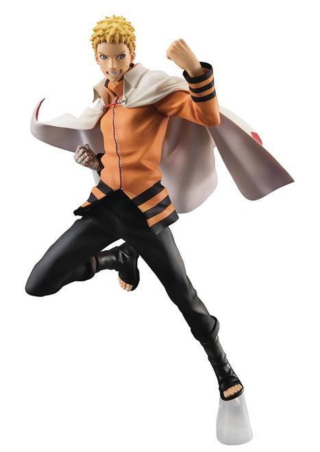 Boruto: Naruto Next Generation GEM Series Naruto Uzumaki 8-Inch Collectible PVC Figure [Seventh Hokage]