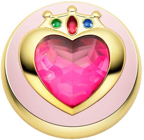 Sailor Moon Proplica Chibi Moon Prism Heart Compact 2.8-Inch Prop Replica