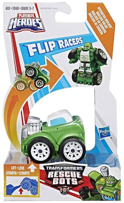 Transformers Playskool Heroes Rescue Bots Speedster Boulder Action Figure [Flip Racers]