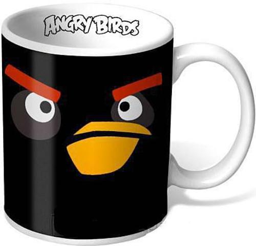 Angry Birds Black Bird Mug [Cermaic]