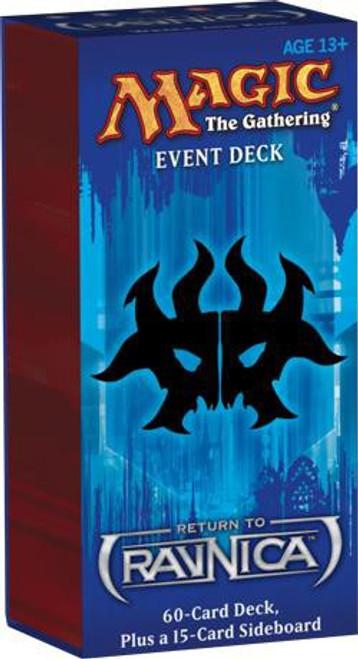 MtG Trading Card Game Return to Ravnica Wrack & Rage Event Deck