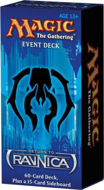 MtG Trading Card Game Return to Ravnica Creep & Conquer Event Deck