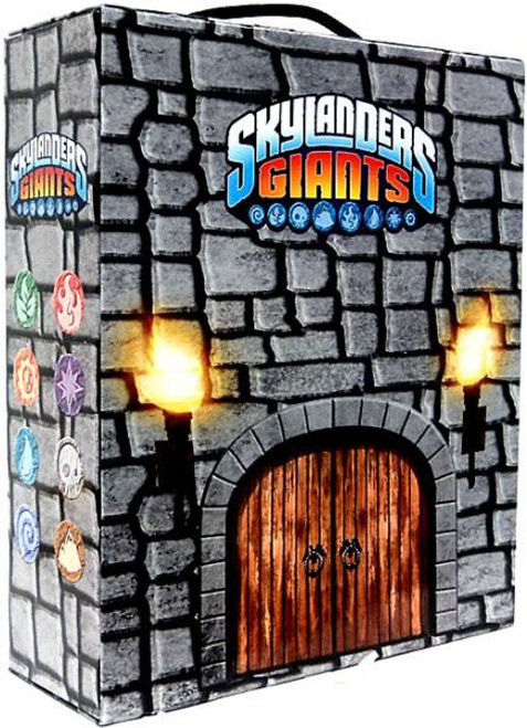 Skylanders Giants Castle Exclusive Display Case