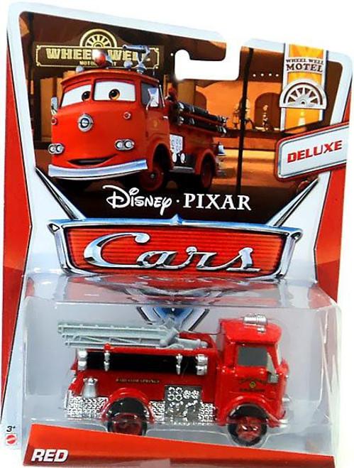 Disney / Pixar Cars Series 3 Red the Firetruck Diecast Car