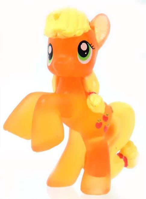 My Little Pony Series 6 Applejack 2-Inch PVC Figure