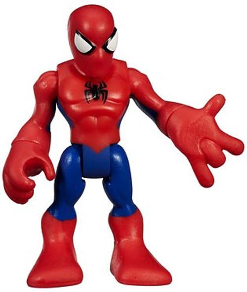 Marvel Playskool Heroes Super Hero Adventures Spider-Man Mini Figure [Bagged, No Webs]