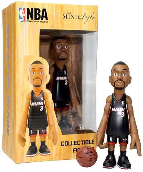 NBA Miami Heat Arena Pack Dwyane Wade Action Figure [Window Box]