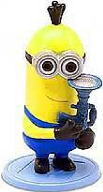 Despicable Me 2 Minion Surprise Tim 2-Inch PVC Figure [Holding Laser Gun Loose]