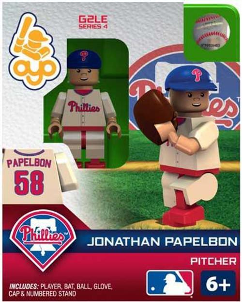 Philadelphia Phillies MLB Generation 2 Series 4 Jonathan Papelbon Minifigure