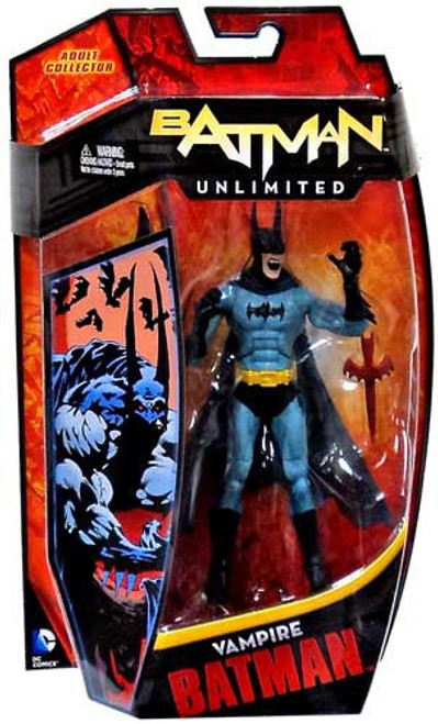 Batman Unlimited Series 3 Batman Action Figure [Vampire]
