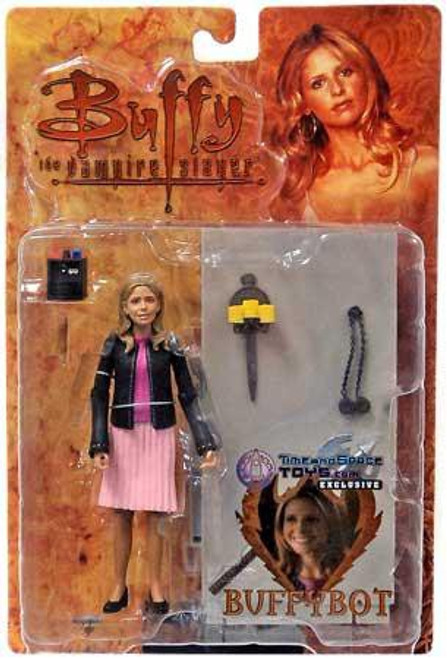 Buffy The Vampire Slayer Buffybot Exclusive Action Figure