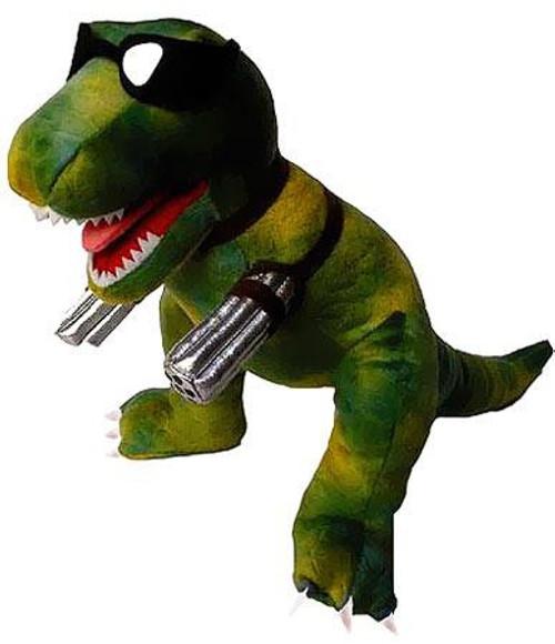 Axe Cop Wexter T-Rex 12-Inch Plush