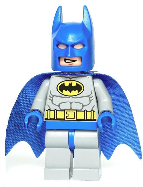 LEGO DC Batman Minifigure [Classic Blue & Gray Loose]