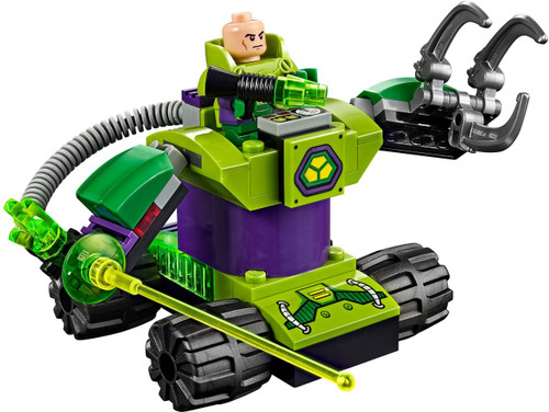 LEGO DC Lex Luthor's Robotic Vehicle [Loose]