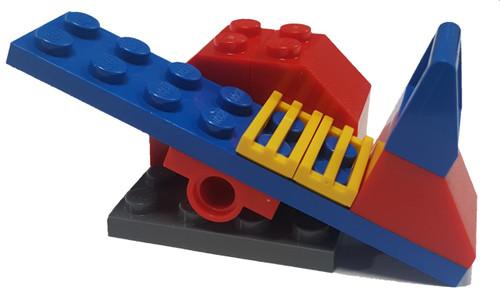 DC LEGO Catapult [Loose]