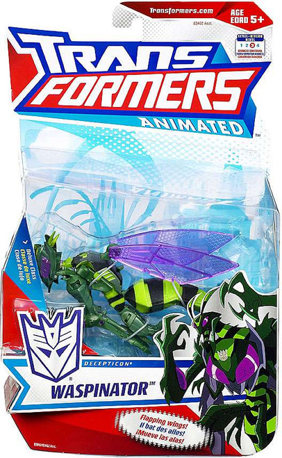 Transformers Animated Waspinator Deluxe Action Figure