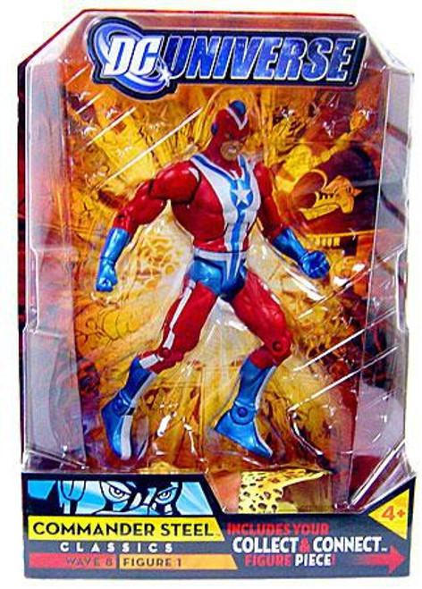 DC Universe Classics Wave 8 Commander Steel Action Figure #1
