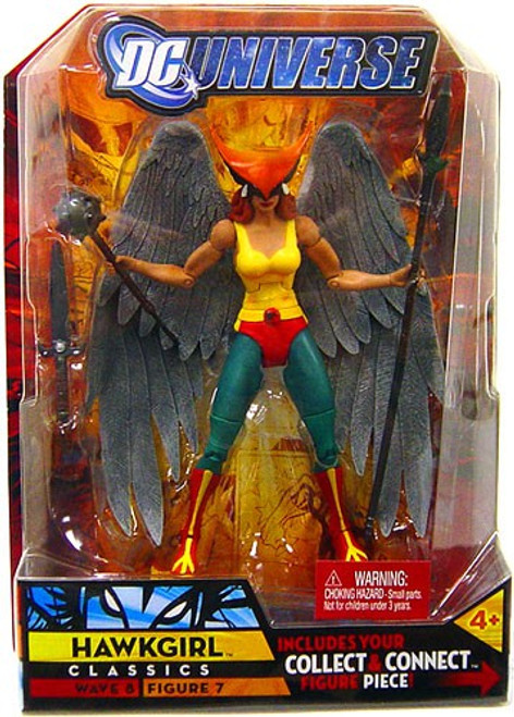 DC Universe Series 7 Hawkgirl Action Figure