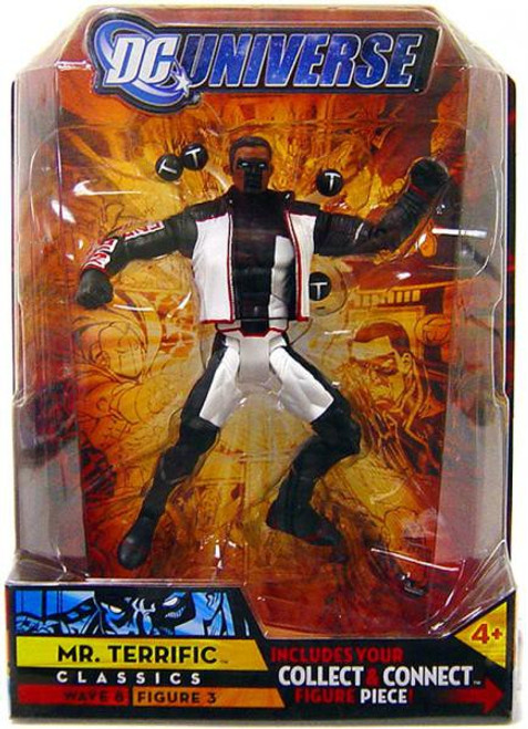 DC Universe Classics Wave 8 Mr. Terrific Action Figure #3