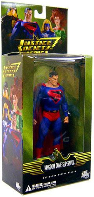 DC Justice Society of America Series 2 Kingdom Come Superman Action Figure