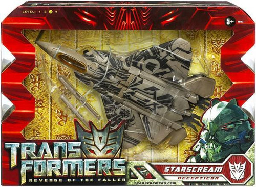 Transformers Revenge of the Fallen Starscream Voyager Action Figure