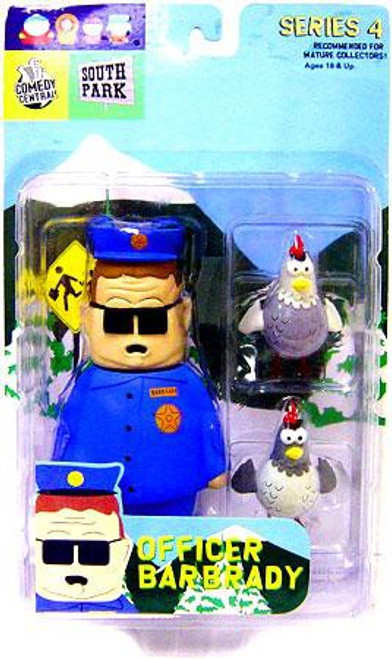 South Park Series 4 Officer Barbrady Action Figure