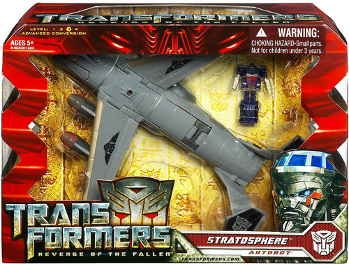 Transformers Revenge of the Fallen Stratosphere Voyager Action Figure