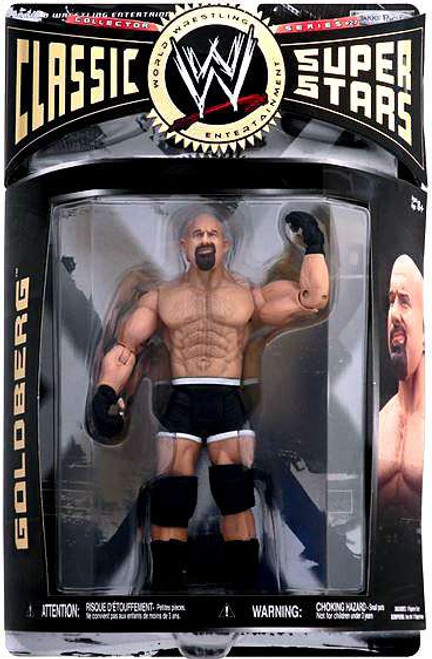WWE Wrestling Classic Superstars Series 27 Goldberg Action Figure