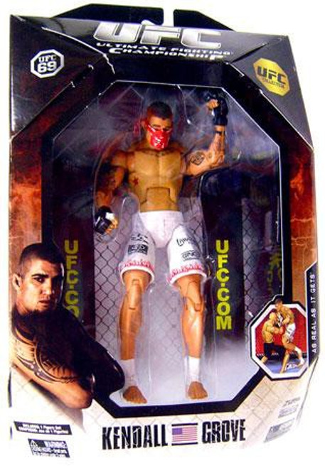 UFC Series 0 Kendall Grove Exclusive Action Figure
