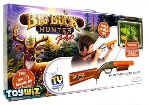 Pro TV Games Big Buck Hunter Pro Video Game