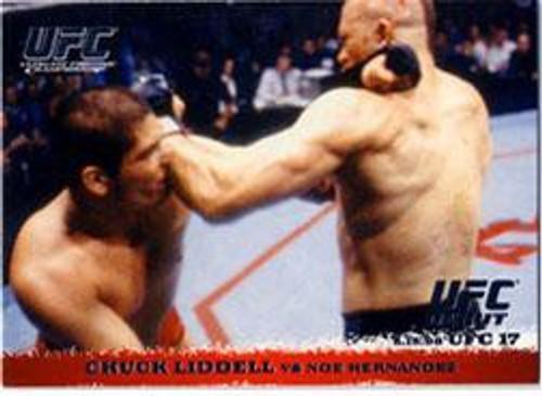Topps UFC 2009 Round 1 Chuck Liddell #5
