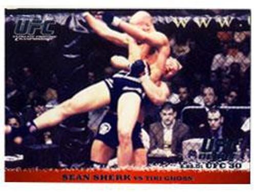 Topps UFC 2009 Round 1 Sean Sherk #9