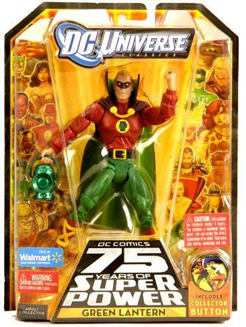 DC Universe 75 Years of Super Power Classics Ultra Humanite Series Green Lantern Exclusive Action Figure [Golden Age]
