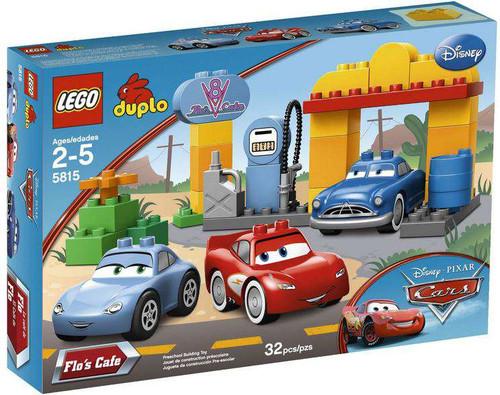 LEGO Disney / Pixar Cars Duplo Cars Flo's Cafe Set #5815