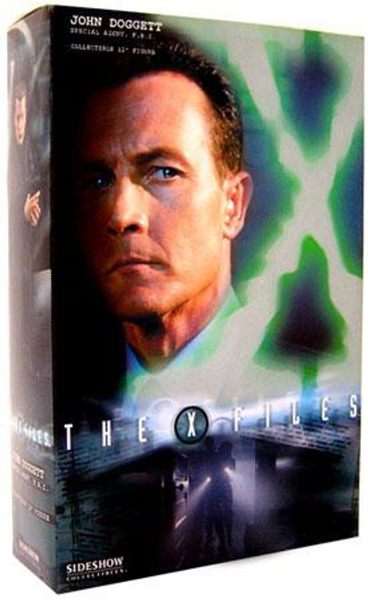 The X-Files John Doggett Action Figure