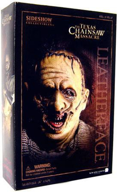 The Texas Chainsaw Massacre Leatherface Action Figure