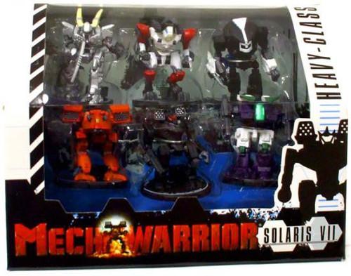 MechWarrior Solaris VII Action Pack [Heavy-Class]