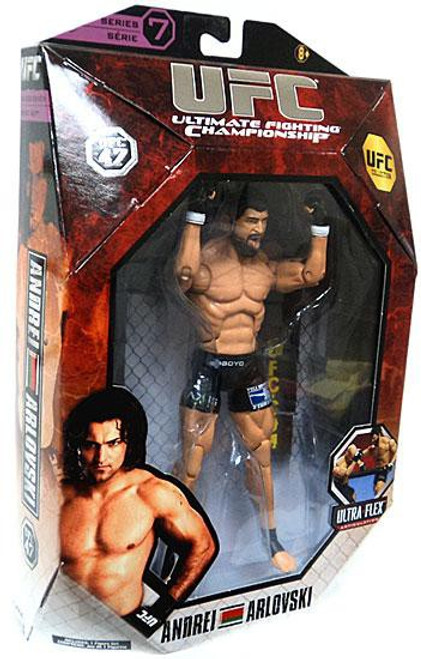 UFC Collection Series 7 Andrei Arlovski Action Figure [UFC 47]