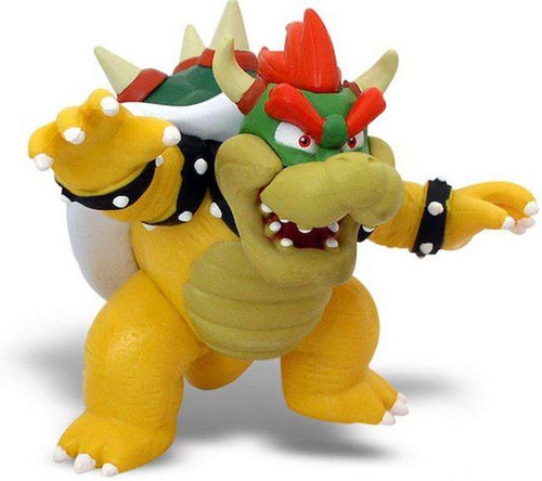Super Mario Mini Figure Collection Bowser Mini Figure