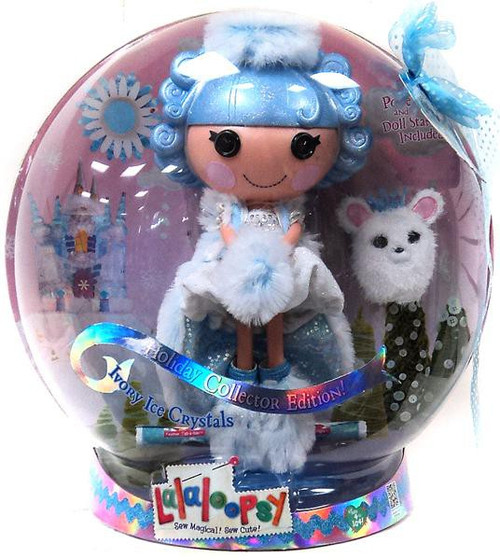 Lalaloopsy Holliday Collector Edition Ivory Ice Crystals Doll