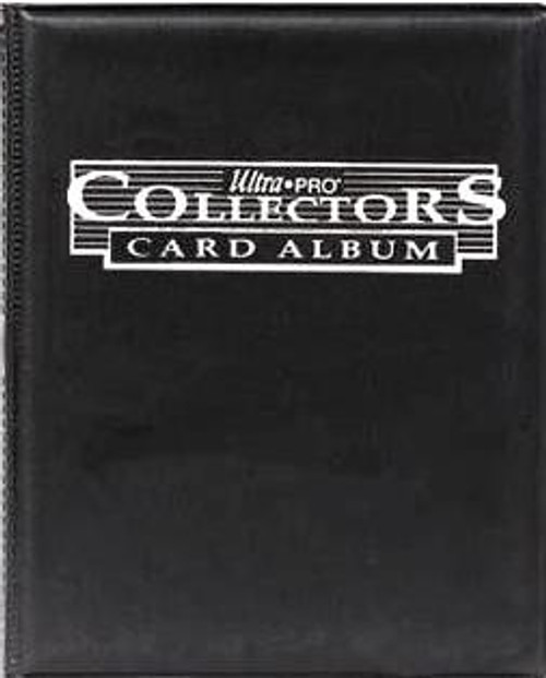 Ultra Pro Card Supplies Collectors 4-Pocket Binder