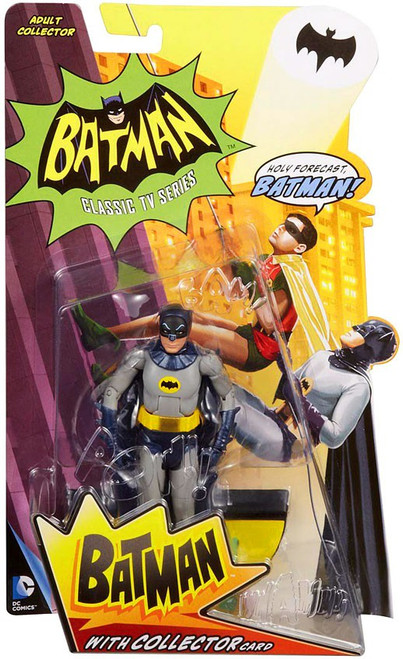 1966 TV Series Series 1 Batman Action Figure