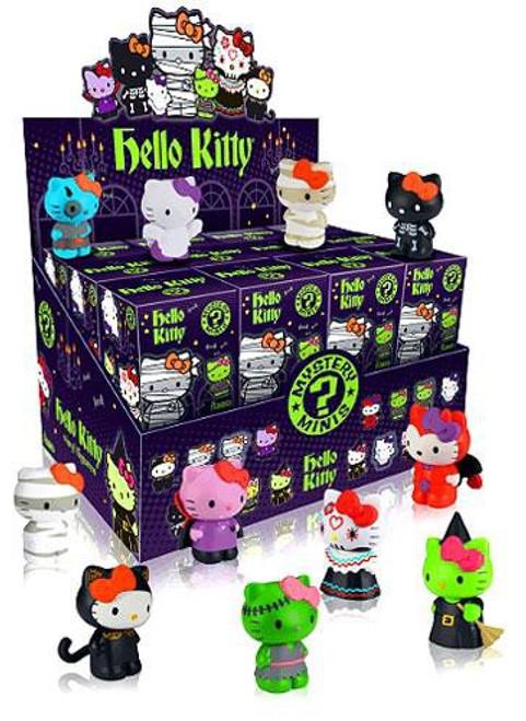 Funko Mystery Minis Hello Kitty Halloween Mystery Box [24 Packs]