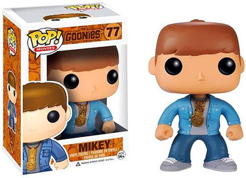 Funko The Goonies POP! Movies Mikey Vinyl Figure #77