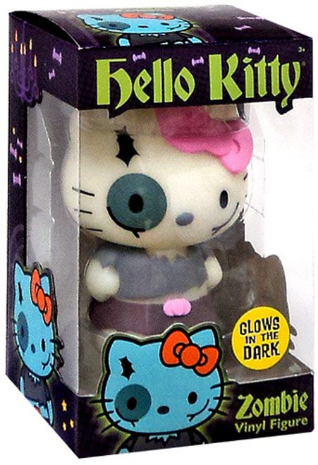 Funko Hello Kitty Halloween Zombie 5-Inch Vinyl Figure [Glow-in-the-Dark]